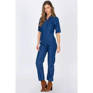 NWT AMUSE SOCIETY Jump for Love jumpsuit